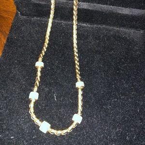 Beautiful Gold Meridian Brighton necklace
